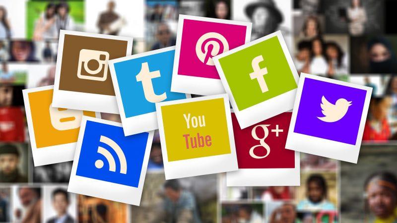 Hantering av personuppgifter i våra sociala medier. Foto: Pixabay