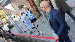 Invigning av Ängslyckans förskola 2019. Foto: Andreas Holm