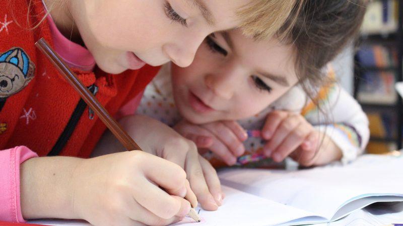 Fritidshemär en verksamhet som sker inom grundskolans ram efter skoltidens slut och på loven för barn i förskoleklass och grundskola. Foto: Pixabay