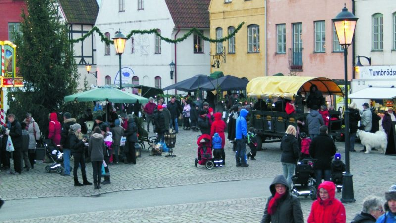Julmarknad i Jakriborg 14-15 samt 21-22 december