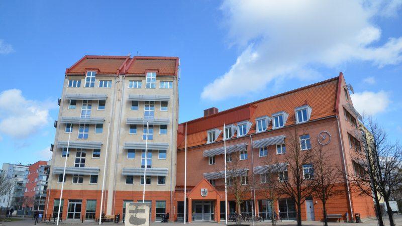 Rådhuset i Staffanstorp.