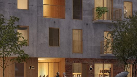 Illustration: L arkitekter