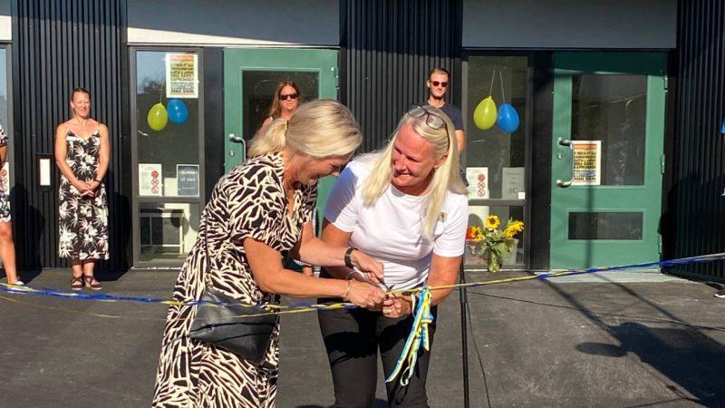 Åsa Ekstrand och Karin Servin Karlsson