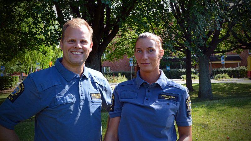 Ordningsvakter i Staffanstorps kommun.