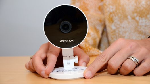 Kameran som används för e-tillsyn. Foto: Staffanstorps kommun