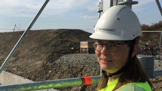 Marie Minör. Foto: Ivar Sjögren