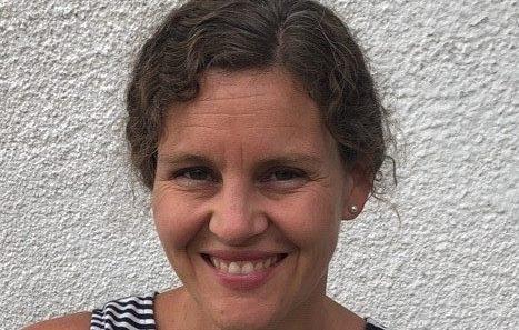 Bibliotekschef Anna-Karin Rennemark