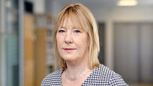 Annette Christansson, chef för arbetsmarknadsförvaltningen i Staffanstorps kommun.