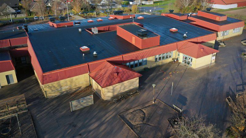 Stanstorpsskolan. Foto: Staffanstorps kommun