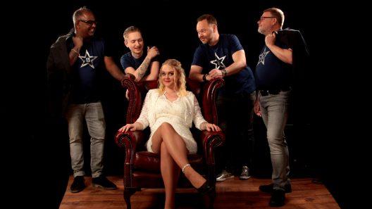 Nya Brogrens uppträder på Skånefestivalen i Jakriborg lördag 18 september! Foto: privat